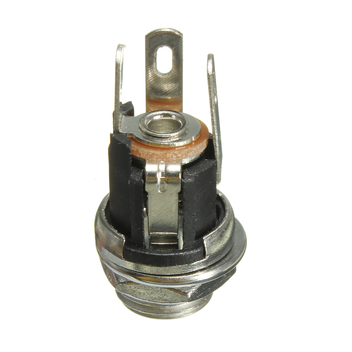 2.1mm x 5.5mm DC Connector Male Plug And Female Panel Mount Socket Jack