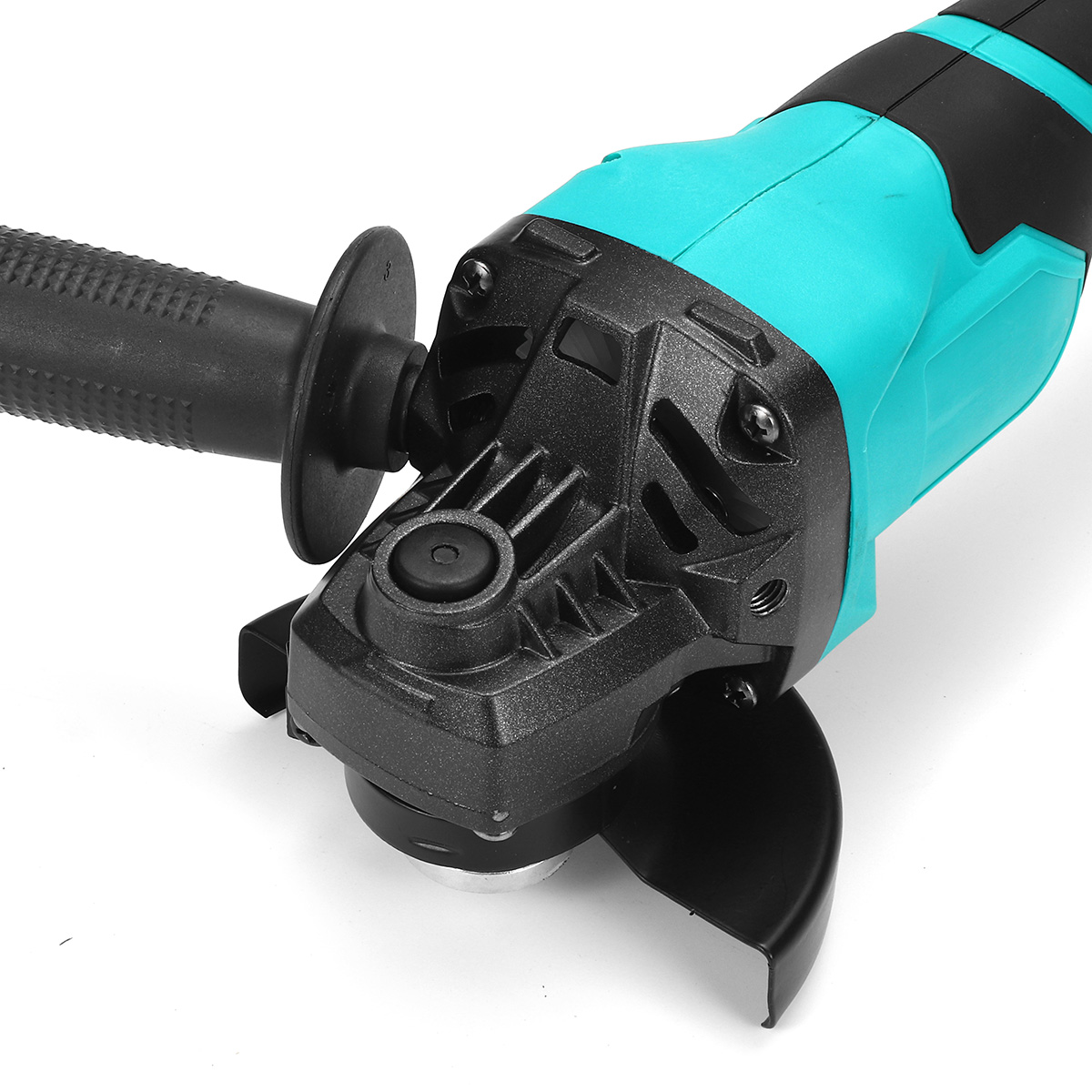 800W 10mm Cordless Brushless Electric Angle Grinder Metal Cutting Polishing Tool For Makita 18V Battery