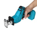 Cordless Reciprocating Saw Portable Electric Saw Wood Cutting Tool For Makita 18V Battery
