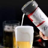 Star Compass Portable Mini Alcohol Foam Drinking Bubbler from DC 3.0V Household Ultrasonic Liquid Foam Machine Bubbler Tool