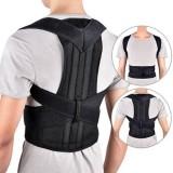 Adult Adjustable Humpback Sitting Body Posture Corrector Wellness Healthy Brace Back Belt Posture Corrector