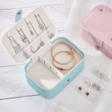 PU Leather Storage Box Smart Rings Storage Watch Box Double-layer Jewelry Storage Portable Storage Box
