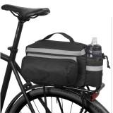 Large Capacity Bike Bag With Handheld Strap Cycling Storage Luggage Carrier Basket Mountain Road Bicycle Saddle Handbag Pannier Rear Bag