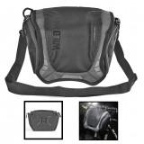 WILD MAN Durable Bicycle Bags Portable Waterproof Front Tube Frame Bag Bike Handlebar Basket MTB Pannier Bag