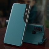 Bakeey Magnetic Flip Smart Sleep Window View Shockproof PU Leather Full Cover Protective Case for Samsung Galaxy A21S