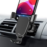 Enkay 360 Rotation Car Air Vent Gravity Linkage Metal Car Phone Holder Mobile Phone Stand Mount for Mobile Phone beween 4.5-6.5 inch