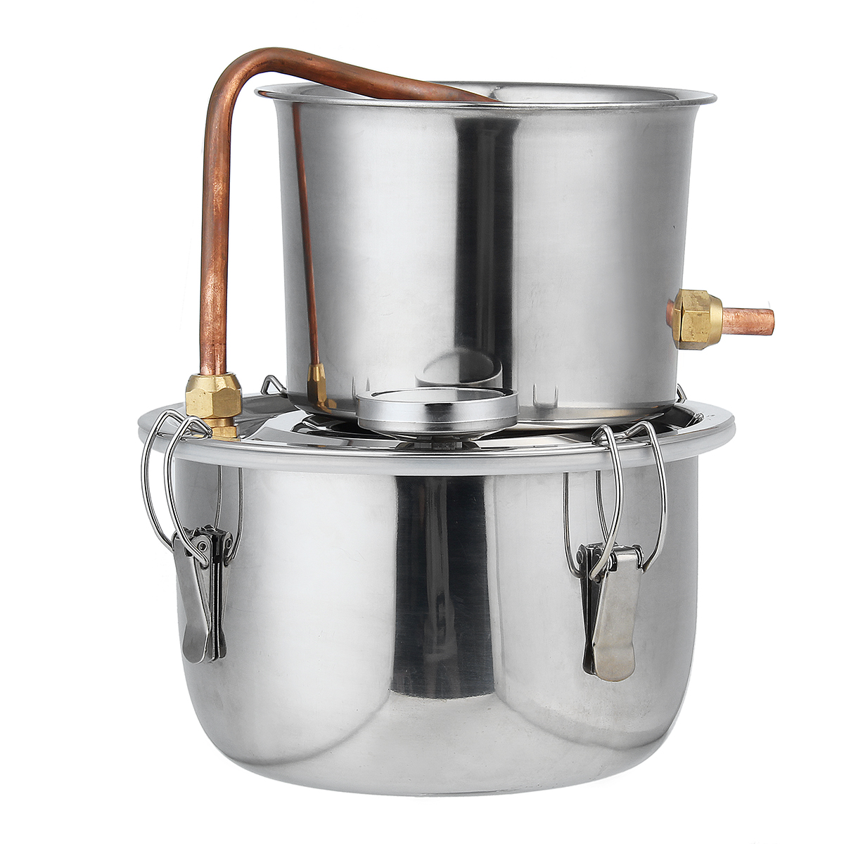 Kingsunshine 2L Alcohol Supporting Equipment Stainless Steel Distiller Pure Dew Machine