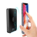Bakeey 15W 10W Wireless Car Charger LED Indicator Power Bank Fast Charging For iPhone 12 XS 11Pro Huawei P30 P40 Pro MI 10 OnePlus 8Pro