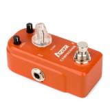 AZOR AP-305 Compressor Guitar Effect Pedal Mini Aluminum Alloy 9V Azor Mini Pedal Compressor Guitar Pedal Accessories