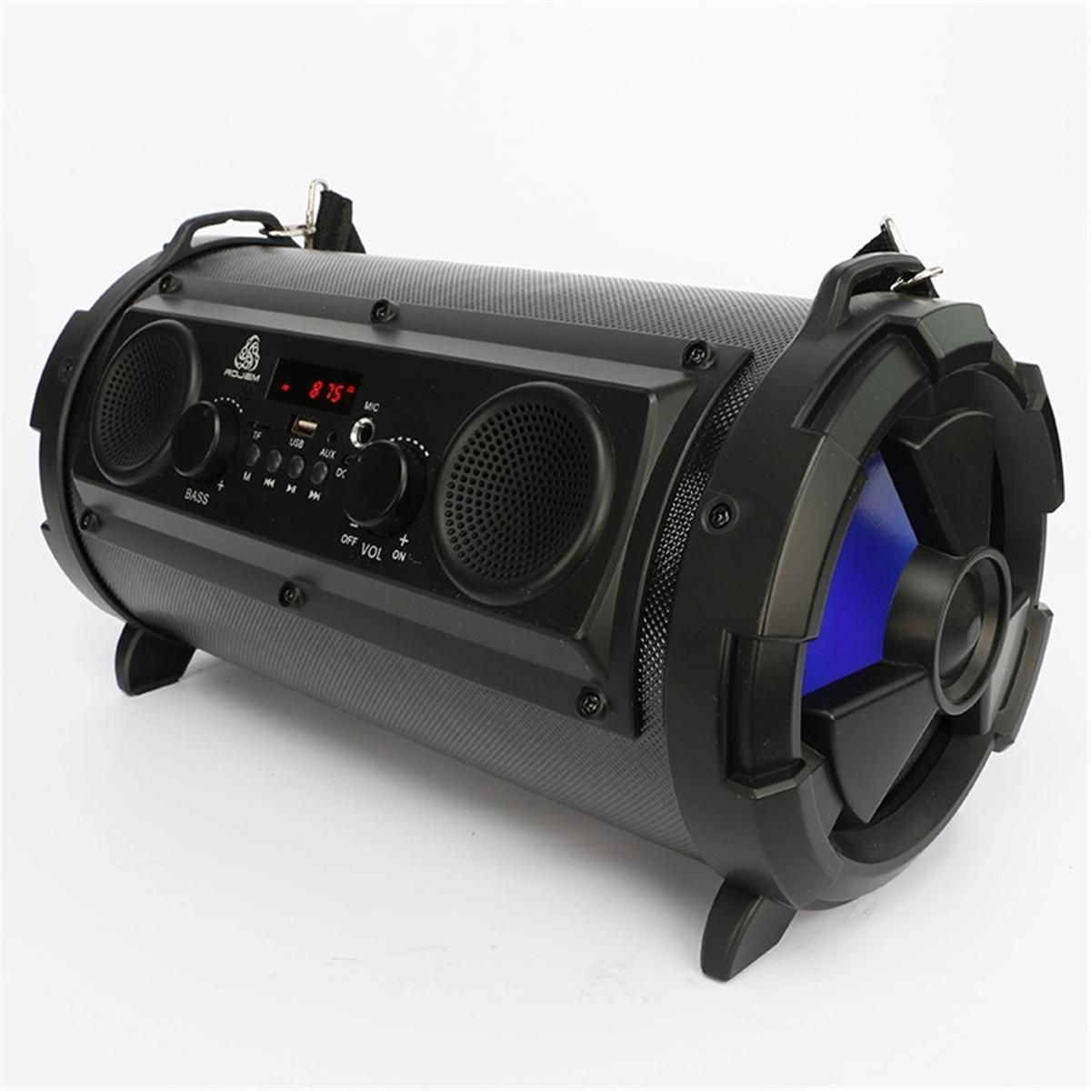 30W bluetooth Speaker HIFI Loudspeakers Soundbar Subwoofer Column Music Stereo Bass FM Radio Outdoor Portable Speakers