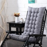 Garden Rocking Chair Soft Padded Thick Cushion Outdoor for Beach Chair Sun Seat Back Support Cushion