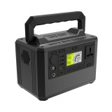 NITECORE NPS600 165000mAh 165AH 220V 300W LCD Display Portable Outdoor Power Station 21700 Battery Power Generator Power Source For Hunting Camping Beach Tour