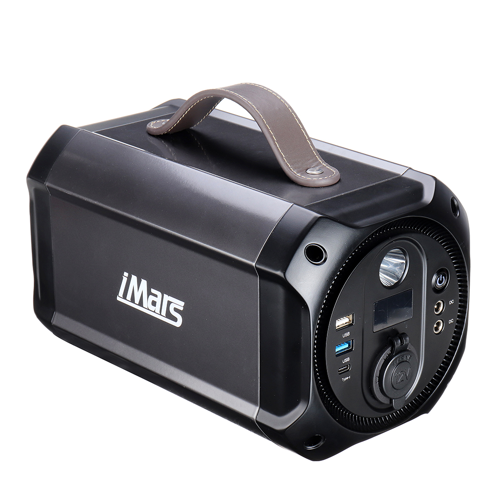 iMars PS-S70 300W 75000mAh Portable Power Station Energy Storage Pure Sine Wave Inverter Power Supply Car Multifunctional Portable Outdoor Power Station Charger