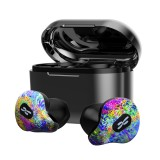 Plextone 4Life TWS Earphones bluetooth 5.0 Stereo Wireless Headset Gaming Earphone IPX5 Waterproof With Mic Earbuds