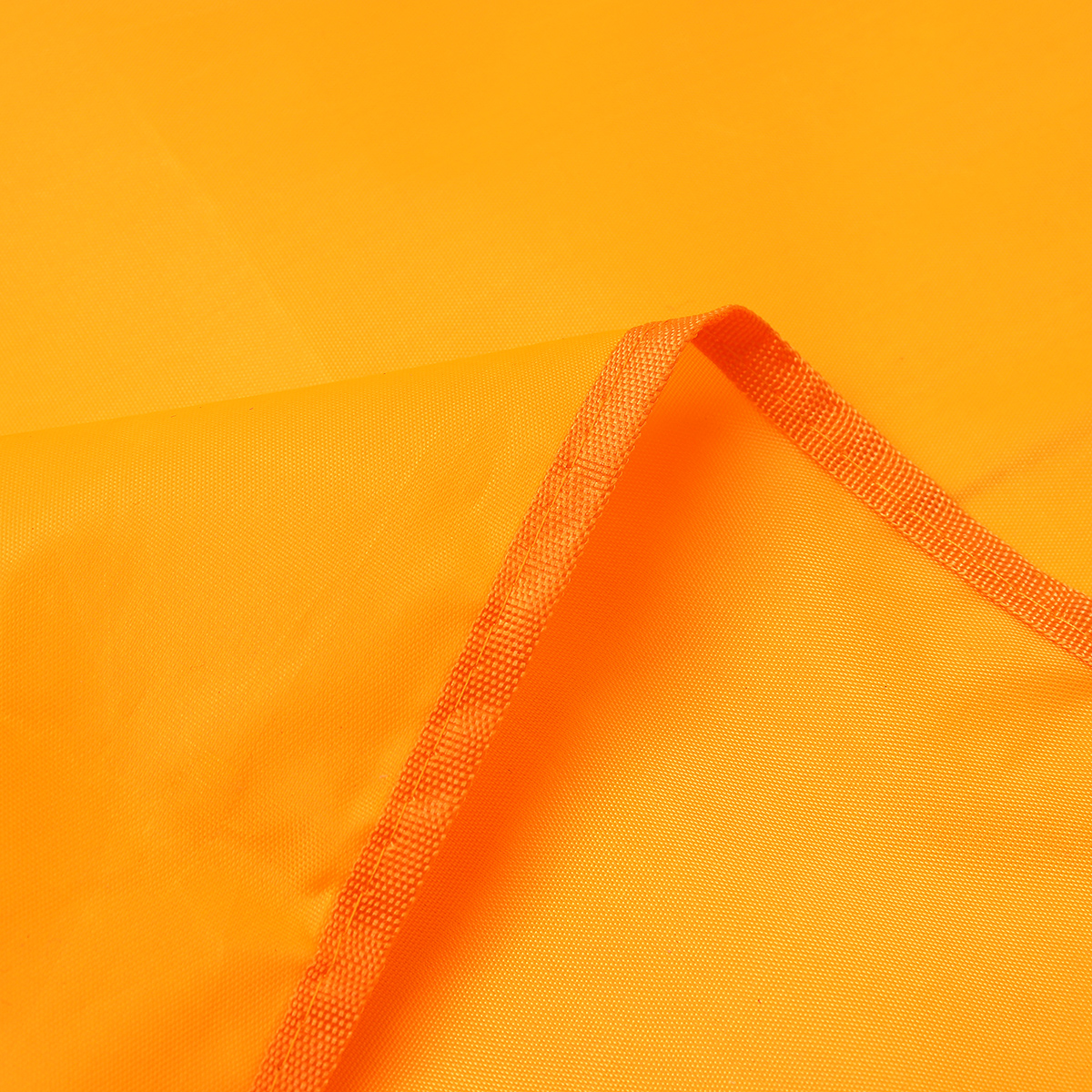 Orange Moisture-proof Tent Shelter Folding Awning Tarp Hammock 210D Oxford Fabric Rain Sunshade Picnic Mat Outdoor Camping Travel