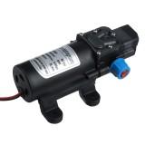12V 115PSI Water Pump Self-Priming Diaphragm Pump High Pressure Caravan Boat