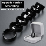 Bakeey Multifunctional Magic Smart NFC Tag Finger Ring Wear NFC+M1+ID ring For Android NFC Mobile Phone