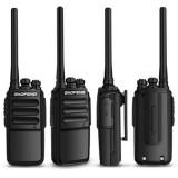 BAOFENG BF-C3 5W 2800mAh Walkie Talkie 400-470MHz 1-3km 16 Channels Dual Band Two-way Handheld Radio USB Charging for Outdoor Hiking Intercom