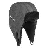 WEST BIKING Windproof Fleece Hat Outdoor Cycling Skiing Winter Warm Thermal Headwear Portable Waterproof Cycling Helmets