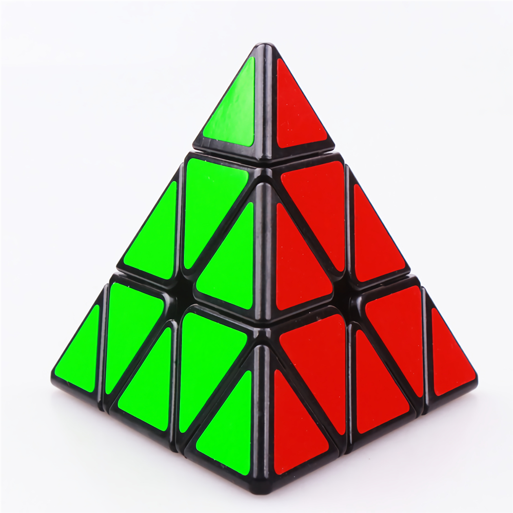 QiYi 3x3x3 Magic Cube Professional Cubos Magicos Kid Toys High Speed Cube Puzzle Educational Toy For Kids Adult