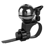 BIKIGHT 360 Rotatable Pure Copper Bicycle Bell Loud Sound Cycling Handlebar Horn Road MTB Bike Alarm Bike Accessories