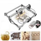 5065cm Engraving Area 3000MW Laser Engraving Machine DIY Kit Desktop Laser Cutting