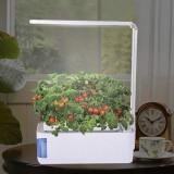 Intelligent Desk LED Lamp Hydroponic Herb Indoor Garden Kit Multi-Function Flower Vegetable Plant Growth Light