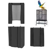 Universal sunshade Bird Cage Cover Breathable dustproof Bird Parrot Nests Cover Light proof Cage Cover Bird Supplies