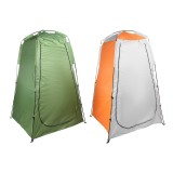 Outdoor Portable Privacy Shower Toilet Tent Camping Tent Camping Dress Changing Tent UV-proof Dressing Tent