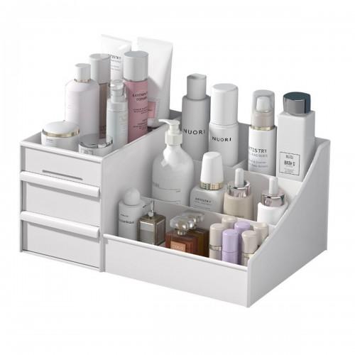 Cosmetics Storage Box Makeup Organizer Drawer Desktop Sundries Container Nail Polish Lipstick Storage Box Jewelry Case