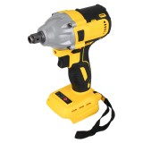 """520N.M Brushless Cordless Impact Wrench Tool 1/2"""" Adapted for Makita 18V Battery"""