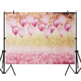 Little Baby Birthday Party Theme Backdrops Photography Photo Booth Studio Background Party Home Decoration Photo Props