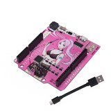 RGBDuino UNO V1.2 Jenny Development Board ATmega328P Chip CH340C VS UNO R3 Upgrade for Raspberry Pi 4 Raspberry Pi 3B Geekcreit for Arduino – products that work with official Arduino boards