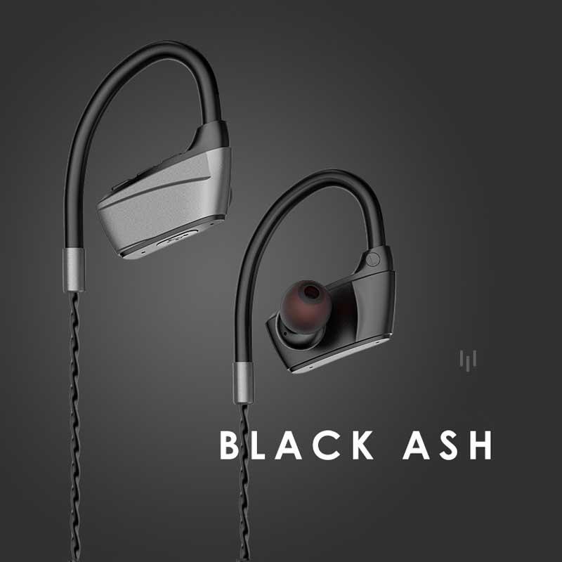 Bakeey SMA-22 Wireless Earphone bluetooth V5.0 Ear-hook 6D Stereo Sports Ear Hook Headphones Universal Earbuds With Microphone