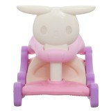 3 In 1 Multifunctional Baby Chair Music Playing Slide Swing Rocking Horse for 1-3 Years Old