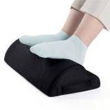 Office Foot Rest Mat Foot Massage Mat Cloud-Shaped Foot Pillow Comfortable Foot Cushion Pillow Home Offfice Supplies