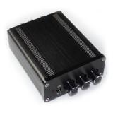 YJHiFi YJ00326 TPA3116 LM1036 2x50W Mini Tone Digital Power Amplifier Class D HIFI Fever Home Audio Amplifier