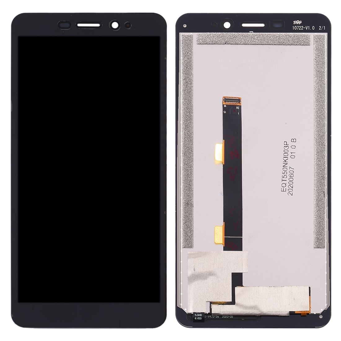 LCD Screen and Digitizer Full Assembly for Ulefone Armor X5 Pro