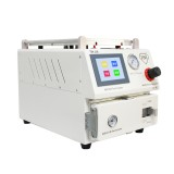 TBK TBK208 450W 3 in 1 Separation Laminating Defoaming Machine Curved Screen Pressing Machine OCA Laminating Machine
