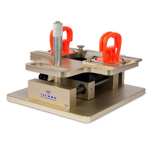 TBK-928 LCD Separator Middle Frame Remover Touch Screen Dismantle Manual A-frame Separator Machine for Galaxy Series