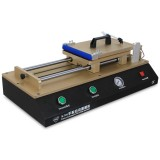 TBK-766 12 inch Tablet Automatic OCA Laminator Machine Polarizer Film Laminator Machine for LCD Repair Built-in Vacuum Pump