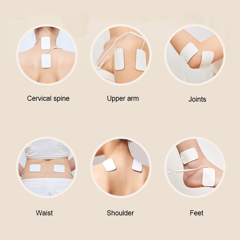 Original Xiaomi JQ-877 HiPee Intermediate Frequency Physiotherapy Cervical Spine Massager Neck Protector