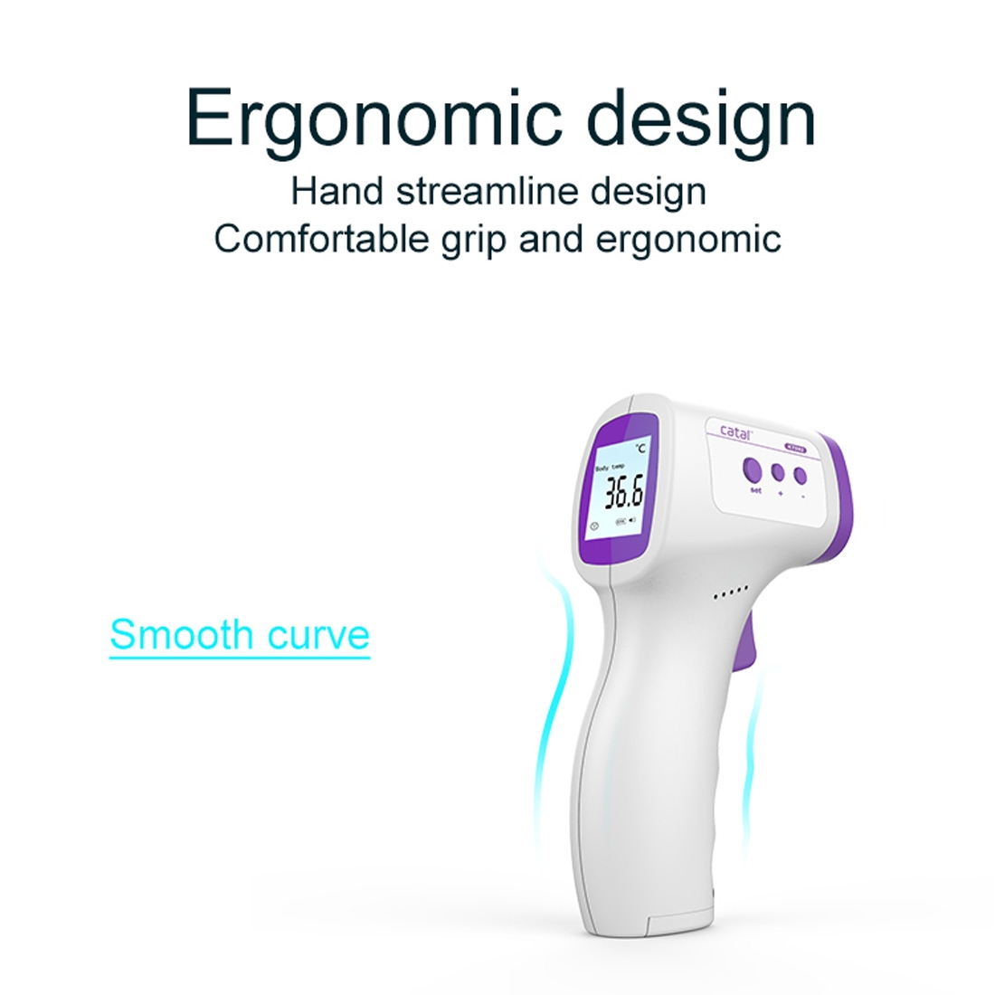 KT002 Non-contact Forehead Body Infrared Thermometer